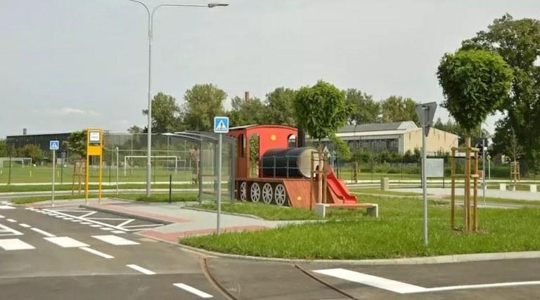 Dětské dopravní hřiště OTEVŘENO