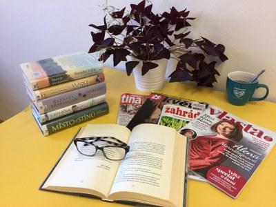 Knihovna ve Svinově nově nabízí donáškovou službu knih