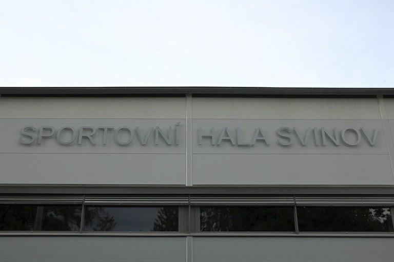 sportovní hala uzavřena